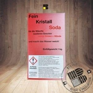 Feinkristal Soda BiglerAG