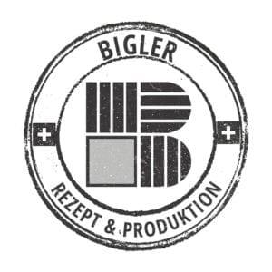 bigler logo rubber